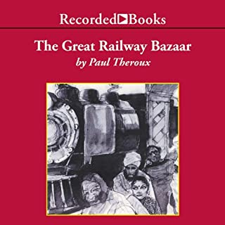 Great Railway Bazaar cover art