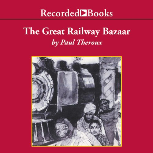 Couverture de Great Railway Bazaar