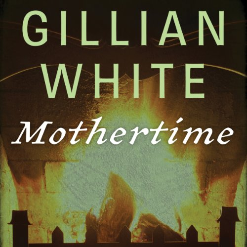 Mothertime audiobook cover art