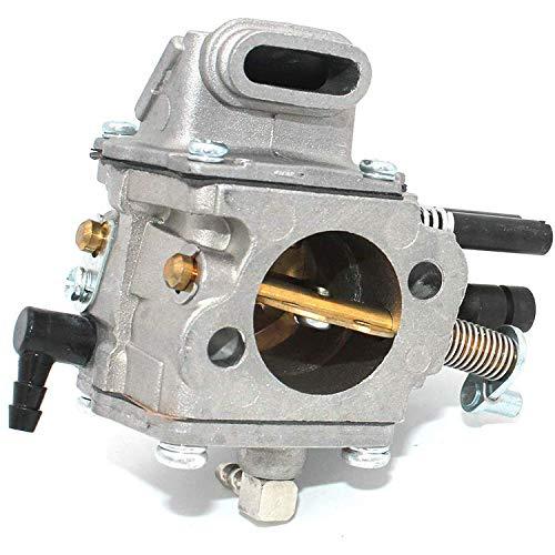 UGUTER Go Kart Carburetor LL1 Adecuado para 064 065 066 MS650 MS660 Motosierra 11221200621 TD Oil J1000 Carburador 125cc