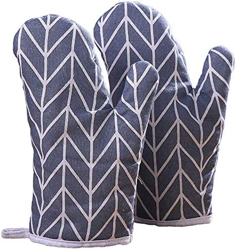BBQ Grill Gloves Oven Mitts Protect to 1472 F Extreme Heat Resistant Gloves with Multiple Advanced product image