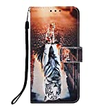 Samsung Galaxy S30 Phone Case, Shockproof PU Leather Wallet