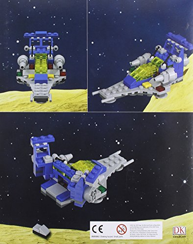 Great Lego Sets. A Visual History: With Exclusive Micro-Scale Space Cruiser