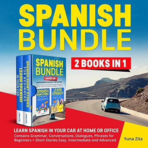Page de couverture de Spanish Bundle: 2 Books in 1