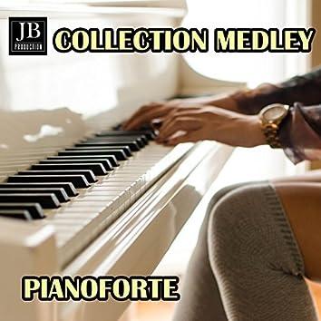 Piano Collection Medley 1: Il cielo in una stanza / Tu sei l'unica donna per me / Emozioni / Ti amo / Non amarni / Storie di tutti i giorni / Maledetta primavera / Una storia importante / Teorema / Margherita / Questo piccolo grande amore / Perdere l'amor