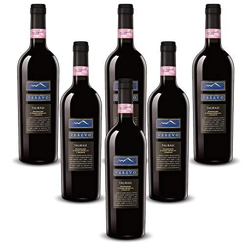 Vesevo Taurasi DOCG Aglianico (6 bottiglie 75 cl.)