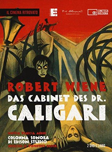 Caligari (2 Dvd+Libro) [Italia]