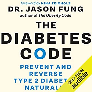 Page de couverture de The Diabetes Code