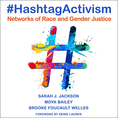 #HashtagActivism cover art