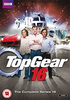 Top Gear - Series 16 [Reino Unido] [DVD]