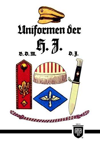 Uniformen der H.J. - B.D.M. - D.J. (Militaria, HJ, BDM, DJ, Wehrmacht, Uniformen, Abzeichen, 3.Reich, 2. Weltkrieg, Orden und Ehrenzeichen)