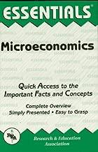 Microeconomics Essentials (Essentials Study Guides) (English Edition)
