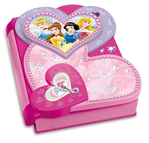IMC Toys–210400Mulex–Elektronisches Spiel–Agenda Secret Elektronische–Disney Prinzessin