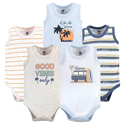 Consejos para Comprar Camisetas sin mangas para Bebé los más recomendados. 3