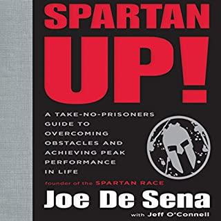 Spartan Up! cover art