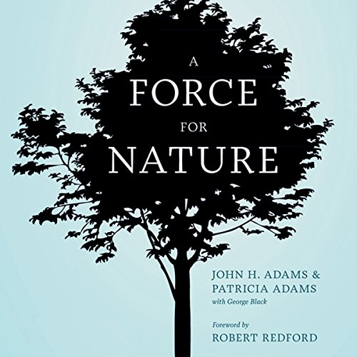 A Force for Nature audiobook cover art