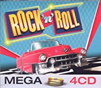 Various [Wagram Music] - Mega Rock N Roll (4 CD)