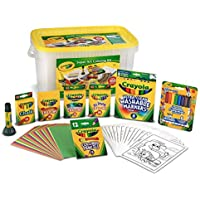 Crayola Super Art Coloring Kit (Amazon Exclusive, 100+ Piece)