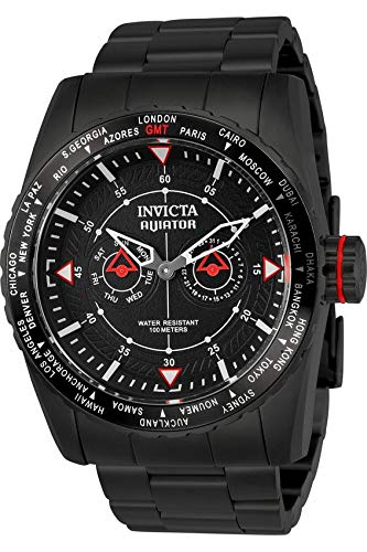 Invicta Aviator 22985 Reloj para Hombre - 48mm