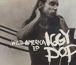 Wild America (French Import) By Iggy Pop (0001-01-01)