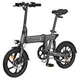 Bicicleta eléctrica 16 Pulgadas Festnjght de...