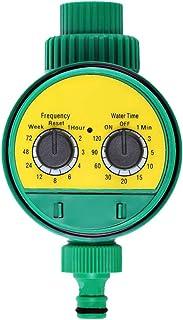 جهاز التحكم الرقمي الكهربائي الأوتوماتيكي لمؤقت المياه من ياردو، جهاز الري في المنزل والحديقة لري خرطوم الصنبور