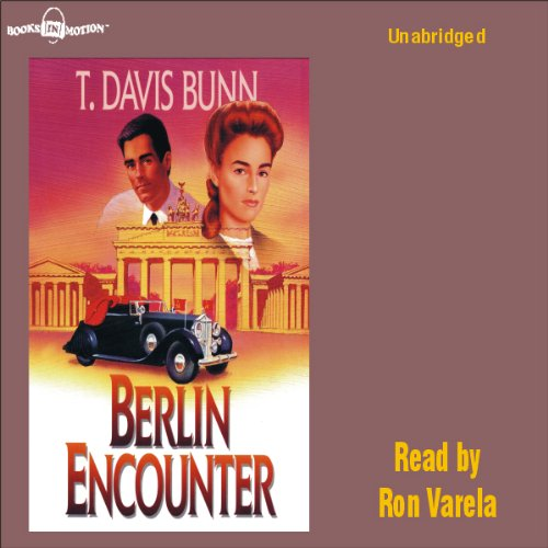 Berlin Encounter audiobook cover art