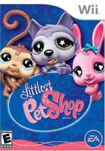 Littlest Pet Shop - Nintendo Wii