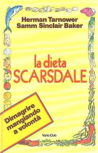 La dieta scarsdale Herman Tarnower Varia Club 1987