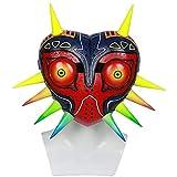 Coslive Halloween Majoras Maske Deluxe Spiel Cosplay Kostüm Replik für Erwachsene