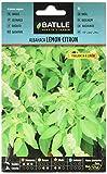 Semillas Aromáticas - Albahaca Lemon Citron - Batlle