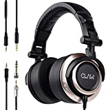 CLAW SM100 Professional Studio Monitor & DJ Headphones with 2 detachable cables