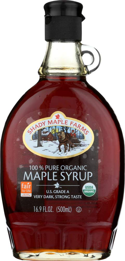 NOT A security CASE SYRUP ORG Max 40% OFF MAPLE DARK