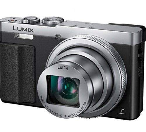 Panasonic Lumix DMC-TZ70 Fotocamera compatta 12.1MP 1 2.3  MOS 4000 x 3000Pixel Nero, Argento