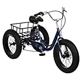 Best Adult Tricycles - Adult Tricycles, 7 Speed Adult Trikes 20 inch Review