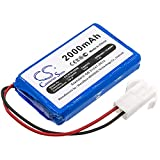 Battery Replacement for Brookstone Rover Revolution