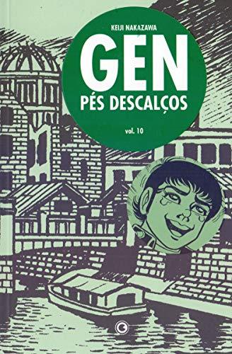 Gen Pés Descalços - Volume 10