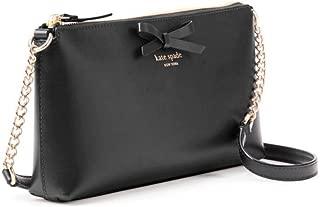 Kate Spade Sawyer Street Declan Classic Leather Crossbody Bag Purse Handbag