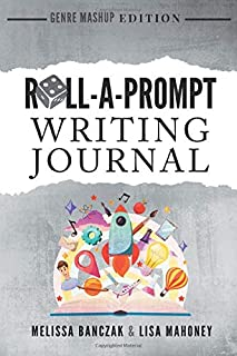 Sponsored Ad - Roll-A-Prompt Writing Journal: Genre Mashup Edition