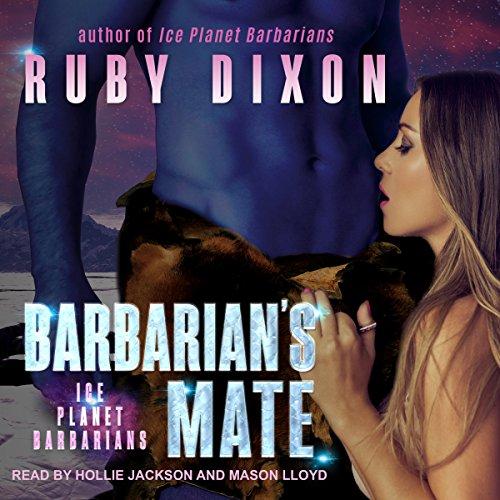 Barbarian's Mate: A SciFi Alien Romance cover art