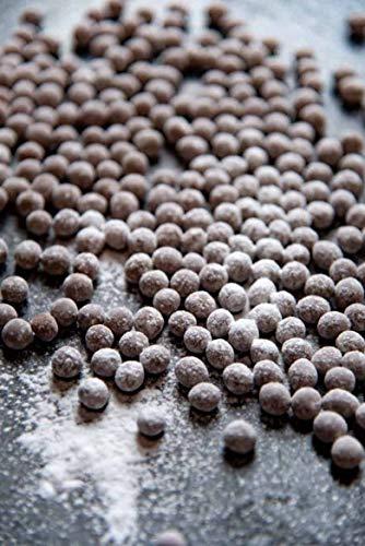 100g Glutenvrije Zwarte Tapioca Parels Boba Melk Thee Parels Bubble Thee Tapioca Parels Zaden Tapioca Vetvrije Melk Thee…