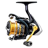 Daiwa, Revros LT Spinning Reels, Freshwater, 5.2:1 Gear Ratio, 47.40' Retrieve Rate, 5 Bearings, Ambidextrous