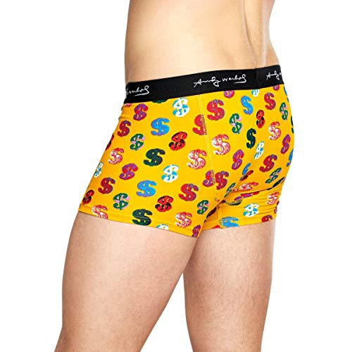 Happy Socks Andy Warhol Dollar Trunk (S)
