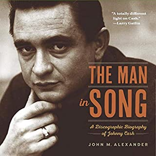 The Man in Song audiobook cover art