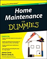 Home Maintenance For Dummies, 2nd Edition (For Dummies Series)
