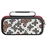 Classic Game Card Case for Nintendo Switch and Accessories Butterflies 3