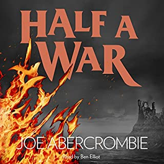 Half a War cover art