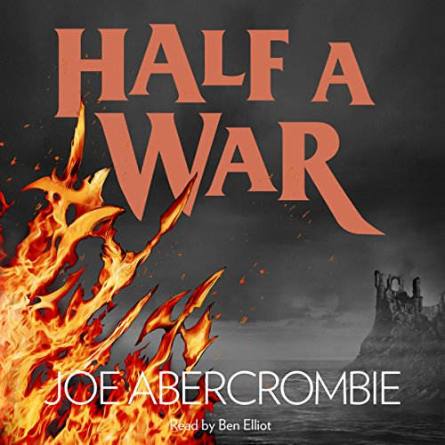 Couverture de Half a War