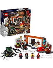 レゴ(LEGO) スーパー・ヒーローズ スパイダーマン サンクタム侵入 76185