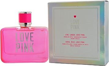 Victoria's Secret Love Pink Eau de Parfum Spray, 1.7 Ounce